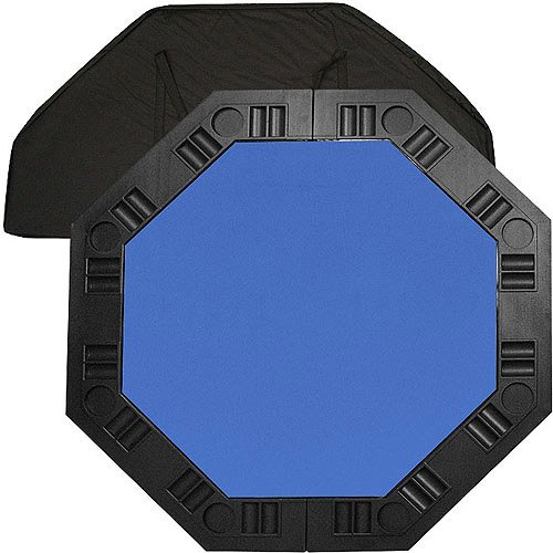Trademark Poker 48 8-Player Octagonal Table Top