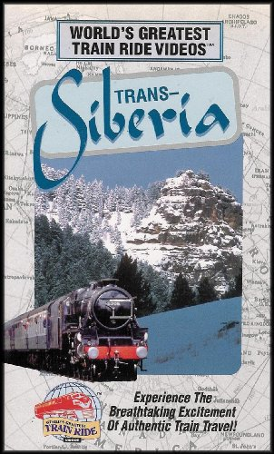 Trans-Siberia - World's Greatest Train Ride Videos (Experience the Breathtaking Excitement of Authentic Train Travel)
