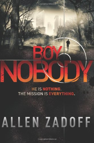 Image of Boy Nobody (The Unknown Assassin)
