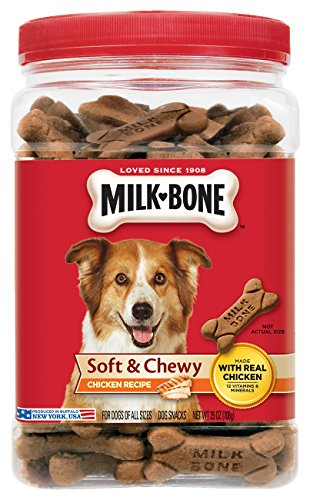 milk-bone-soft-and-chewy-chicken-bones-treats-for-dogs-25-oz-by-milk-bone