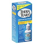 Thera Tears Eye Drops, Lubricant, Extra Value Size, 1 fl oz (30 ml)
