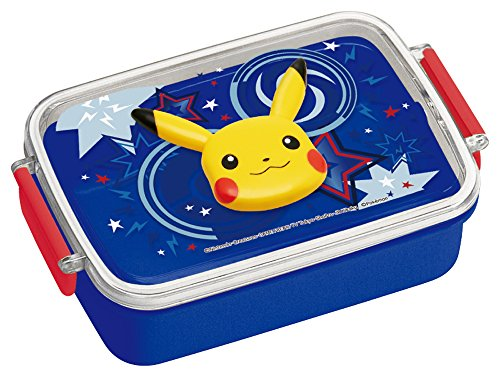 Pokemon Lunch Box Solid Pikachu - 1