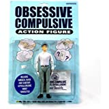 OCD Obsessive Compulsive Action Figure