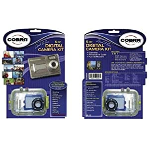 Cobra Digital Dvc8680uw 8 0 Megapixel