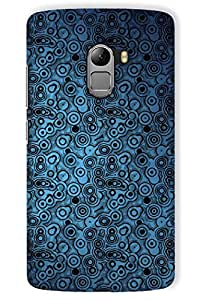 IndiaRangDe Case For Lenovo Vibe K4 Note (Printed Back Cover)