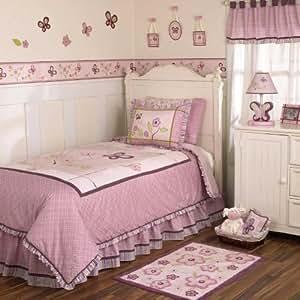 Cocalo Sugar Plum Twin Bedding Set (Quilt&sham)