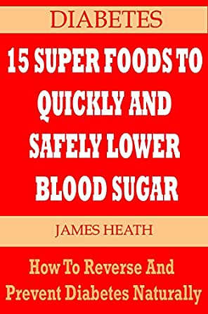 Foods To Reverse Diabetes Naturally