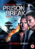 Prison Break - Complete Season 1-4 (New Packaging) [DVD] [Import anglais]