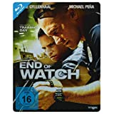End of Watch - Steelbook