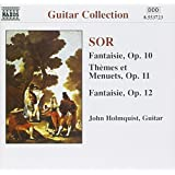 SOR: Guitar Music Opp.10-12 Complete Guitar Music 8