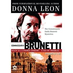 Donna Leon's Commissario Guido Brunetti Mysteries - Episodes 11 & 12