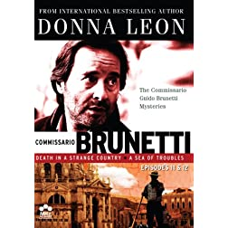 Donna Leon's Commissario Guido Brunetti Mysteries - Episodes 11 & 12