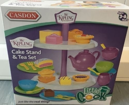casdon-687-mr-kipling-cake-stand-and-tea-toy-set