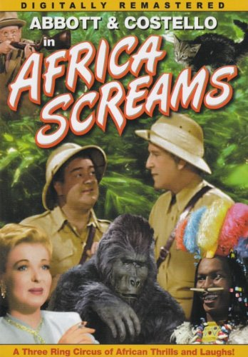 Africa Screams [Slim Case]