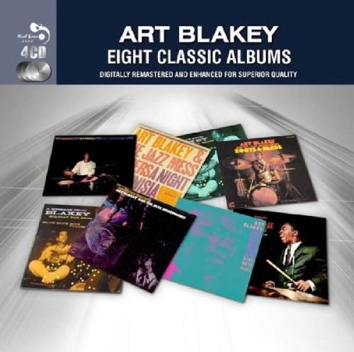 8 Classic Albums by Art Blakey