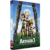Arthur 3: The War of the Two Worlds ( Arthur et la guerre des deux mondes ) ( Arthur Three and the Two Worlds War )by Mia Farrow