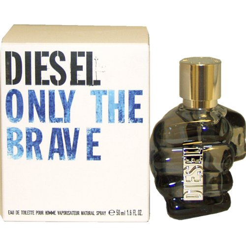 Diesel Only The Brave Eau De Toilette Spray for Men 50 ml