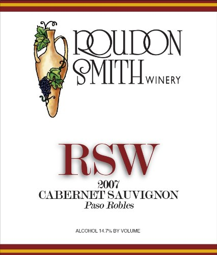 2007 Roudon-Smith Paso Robles Cabernet Sauvignon 750 Ml