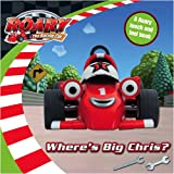 Roary the Racing Car - Where's Big Chris?: A Roary Touch and Feel Book