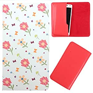 DooDa - For Micromax Bolt A068 PU Leather Designer Fashionable Fancy Case Cover Pouch With Smooth Inner Velvet