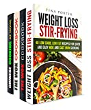 img - for The Best of Stir-Fry Box Set (4 in 1): Mouthwatering Recipes for Everyday Cooking (Wok & Stir-Fry) book / textbook / text book