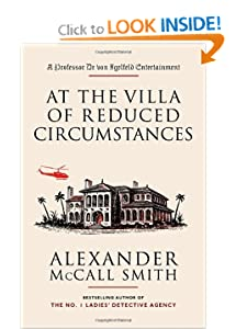 At the Villa of Reduced Circumstances Alexander McCall Smith and Iain McIntosh