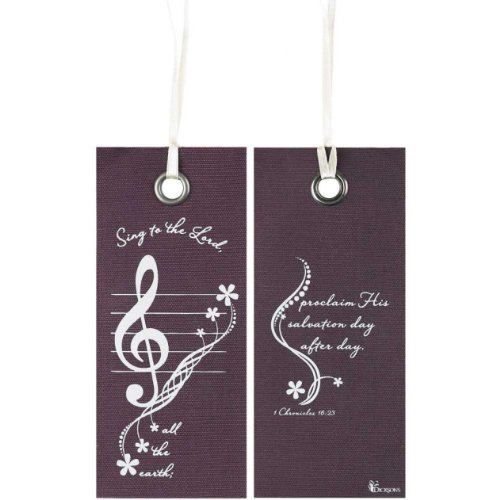 Sing to the Lord Bookmark