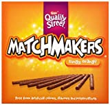 Nestle Quality Street Matchmakers Zingy Orange (Pack of 5)