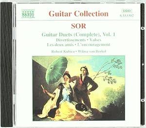 Die Gitarrenduos Vol. 1