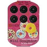 Wilton Donutform mit 12 Mini-Mulden, Backform für Donuts