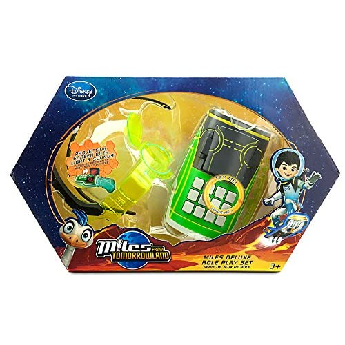 Disney Junior Miles From Tomorrowland Miles Deluxe Role Play Set Exclusive Roleplay Toy