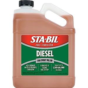 STA-BIL 22255-4PK Diesel Formula Fuel Stabilizer,