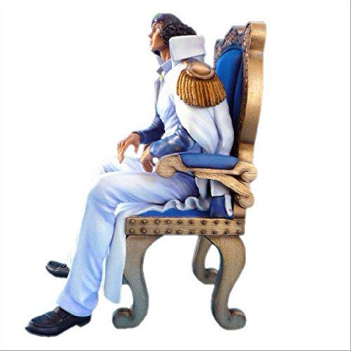 [日现] 海贼王 档案收集no.1 青雉 库赞