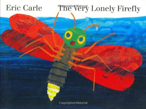 The Very Lonely Firefly board book (Mister Seahorse compare prices)