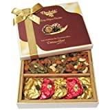 Chocholik Dry Fruits - Awesome Cocktail Dry Fruit Party & Chocolate Gift Box - Diwali Gifts