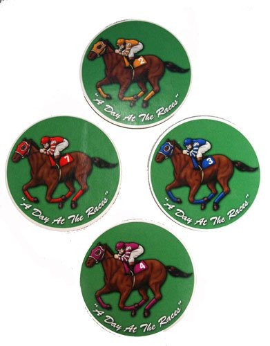 Horse Racing Coasters