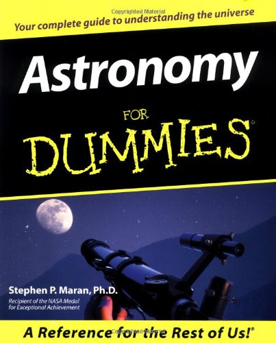 Astronomy For Dummies (For Dummies (Computer/Tech))
