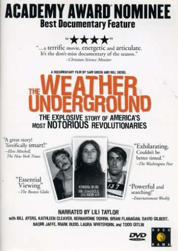 Cover art for  The Weather Underground