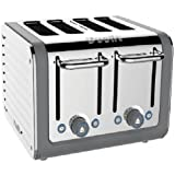 Dualit Architect Toaster, 4 Slot Grey