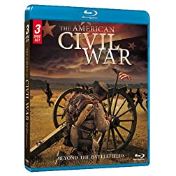 The Civil War: Beyond the Battlefields (3-Pk) [Blu-ray]