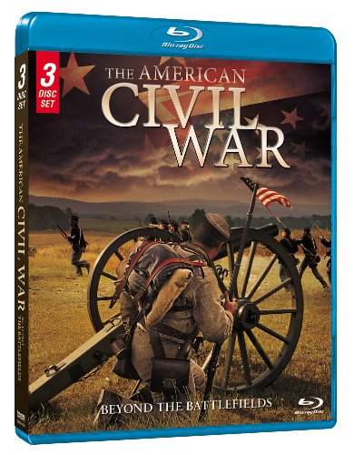 The Civil War: Beyond the Battlefields (3-Pk) [Blu-ray]