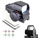 HD103 Leuchtpunktvisier, Reflexvisier, 1x22x33 für 22mm Weaverschiene
