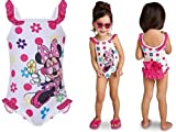 Disney Minnie Mouse Swimsuit for Toddler Girls - 2T