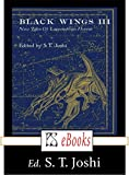 img - for Black Wings III - New Tales of Lovecraftian Horror book / textbook / text book