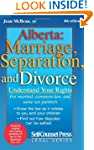 Alberta: Marriage, Separation, & Divorce
