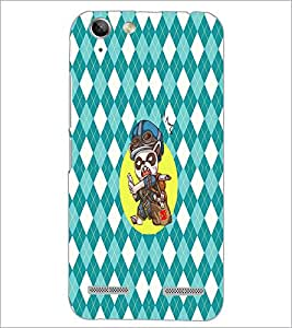 PrintDhaba Cartoon D-3609 Back Case Cover for LENOVO VIBE K5 PLUS (Multi-Coloured)