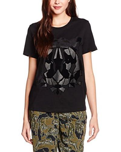 Just Cavalli T-Shirt schwarz