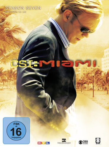 CSI: Miami - Season 7.2 [3 DVDs]