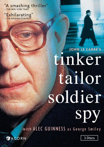 Tinker Tailor Soldier Spy Review,