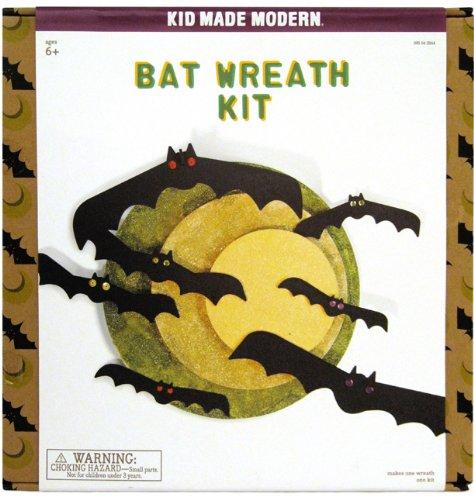 Kid Made Modern - Bat Wreath Kit - 1